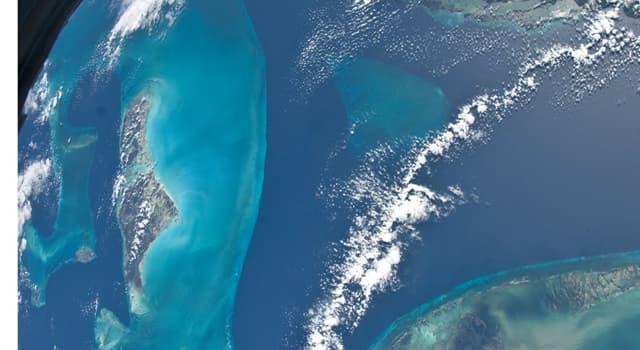 Geographie Wissensfrage: Wie nennt man die Gewässer, die die Inseln Andros und New Providence auf den Bahamas teilt?