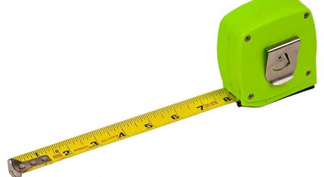 Wissenschaft Wissensfrage: Wie viele Fuß sind ein Yard?