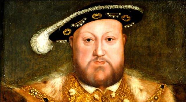 Geschichte Wissensfrage: Wie viele Kinder Heinrichs VIII. wurden englische Monarchen?