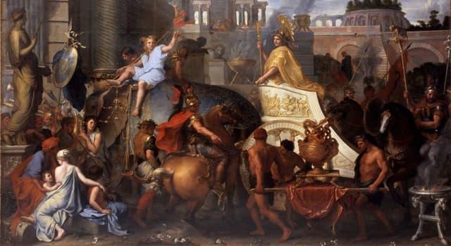 Geschichte Wissensfrage: Wie viele Monate war Alexander der Große in Indien?