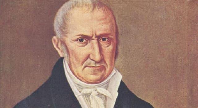 historia Pytanie-Ciekawostka: Włoski naukowiec Alessandro Volta jest najbardziej kojarzony z pracą w której z tych dziedzin?