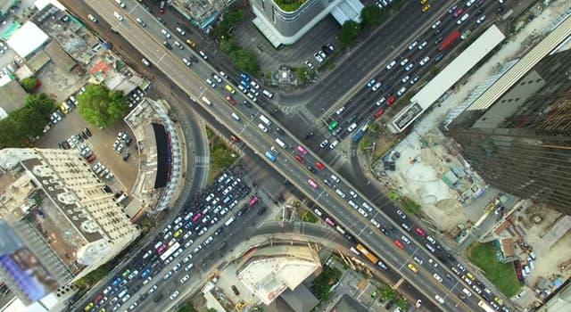 Geographie Wissensfrage: Wo befindet sich die Straße Charing Cross Road?