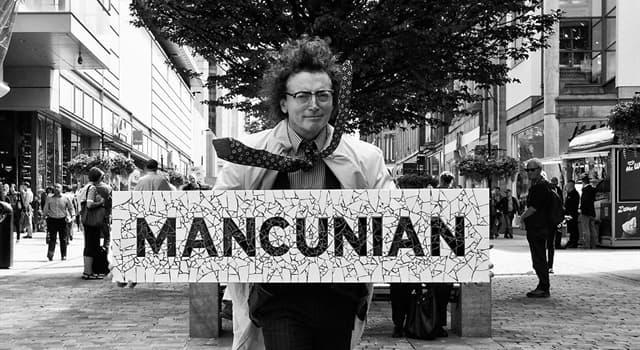 Geographie Wissensfrage: Wo kann man einen Mancunian finden?