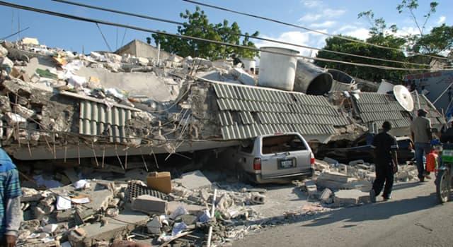 Natur Wissensfrage: Wo war das zweitgrößte registrierte Erdbeben der Welt?