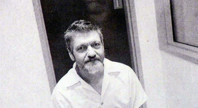 Gesellschaft Wissensfrage: Wofür ist Theodore Kaczynski besser bekannt?