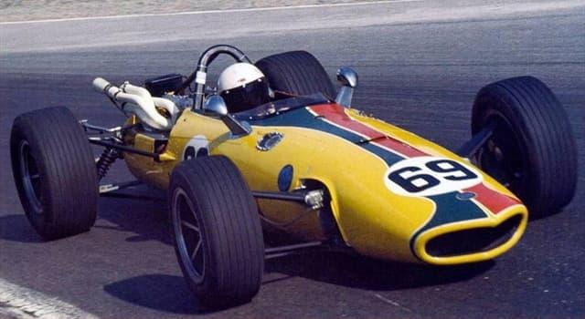 Sport Wissensfrage: Wofür wurde Formel-1-Fahrer Al Pease als erster disqualifiziert?