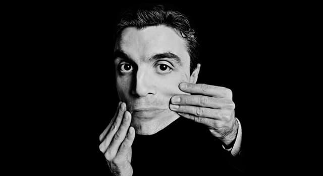Kultura Pytanie-Ciekawostka: Wokalistą jakiej amerykańskiej grupy muzycznej był David Byrne?