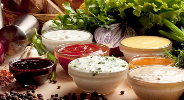 Kultura Pytanie-Ciekawostka: Z czego zrobiony jest sos velouté?