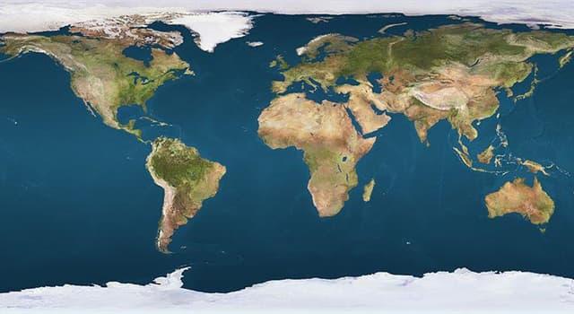 Geografia Pytanie-Ciekawostka: Z ilu oceanami graniczą Stany Zjednoczone?