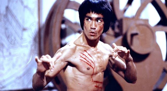 Filmy Pytanie-Ciekawostka: Z kim Bruce Lee miał jeść obiad w dniu swojej nagłej śmierci?