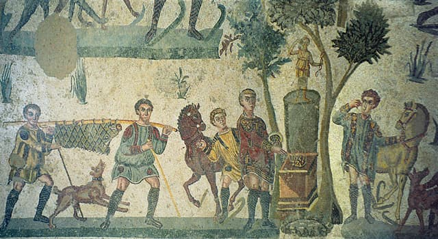 History Trivia Question: According to the Late Antique authors, what was the basis of nutrition in ancient Rome?
