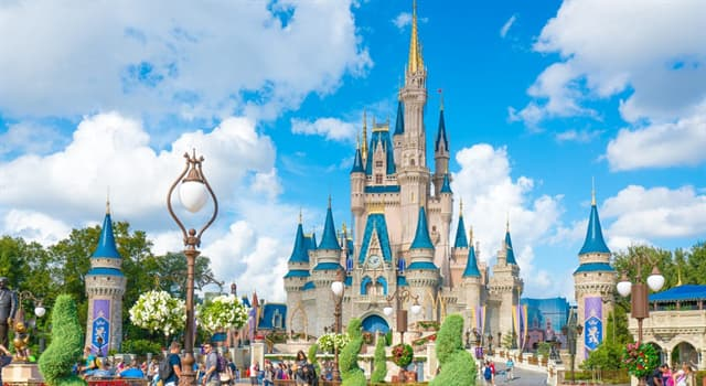 Society Trivia Question: As of 2019, where is the most visited vacation resort in the world located?