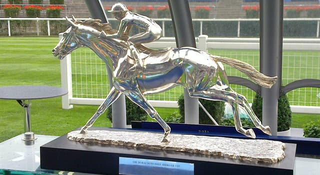 Sport Trivia Question: At which British racecourse is the Shergar Cup awarded?