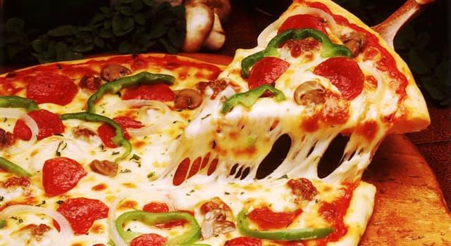 Gesellschaft Wissensfrage: Basierend auf dem Bruttoumsatz 2016, welche ist die größte Pizzakette der Welt?