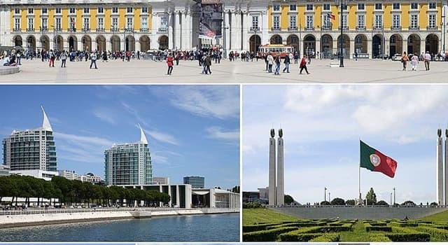 Історія Запитання-цікавинка: Що зруйнувало Лісабон в 1755 р?