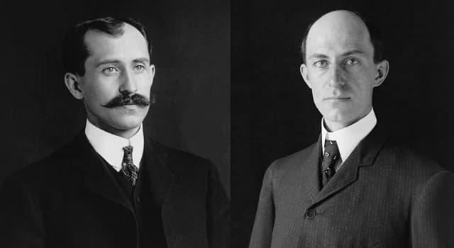 Історія Запитання-цікавинка: Що сконструювали брати Райт?