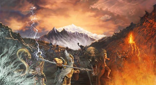 Культура Запитання-цікавинка: Що, згідно германо-скандинавської міфології, віддав бог Один, щоб напитися з джерела мудрості?