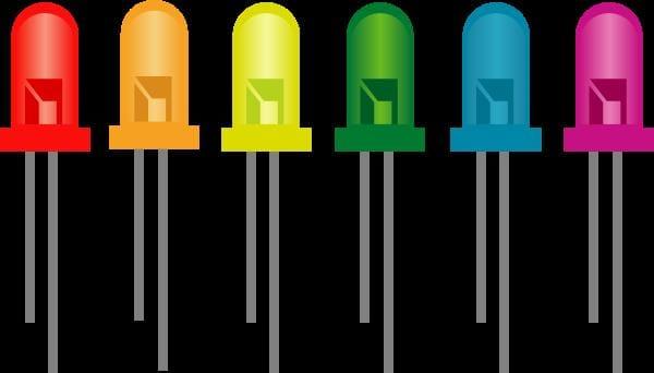 nauka Pytanie-Ciekawostka: Co oznaczają skróty LED w stosunku do urządzenia elektronicznego stosowanego w sprzęcie AGD?