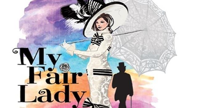"""Kultura Pytanie-Ciekawostka: Co w """"My Fair Lady"""" sprzedaje Eliza Doolittle?"""