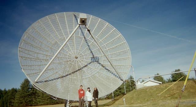 nauka Pytanie-Ciekawostka: Czym zajmuje się radioastronomia?