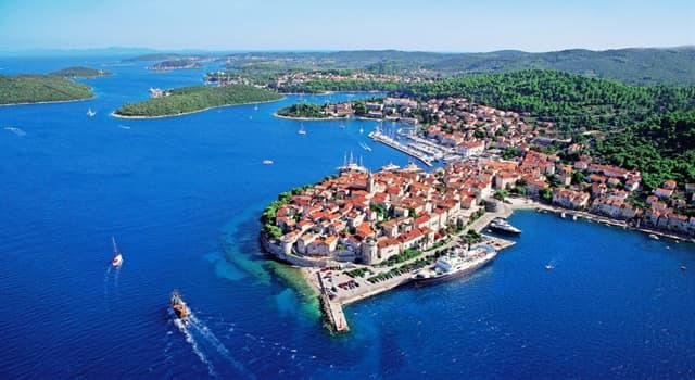 Geographie Wissensfrage: Dalmatien ist eine geographische und historische Region welches Landes?