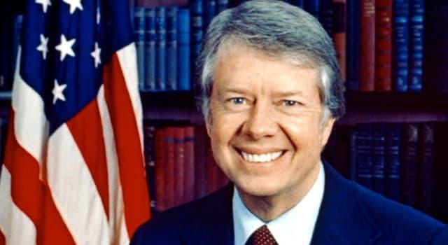 Geschichte Wissensfrage: Der SALT II-Vertrag wurde von Jimmy Carter und wem sonst unterzeichnet?