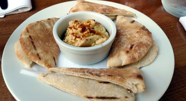 Culture Trivia Question: From which country does pitta bread originate?