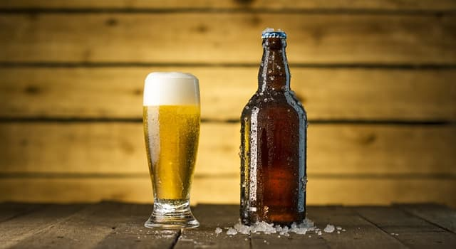 Culture Trivia Question: Which country manufactures and exports 'Peroni' beer?