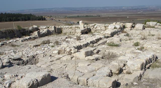 Історія Запитання-цікавинка: Де відбулася перша, і згідно з Біблією, відбудеться остання битва в історії людства?