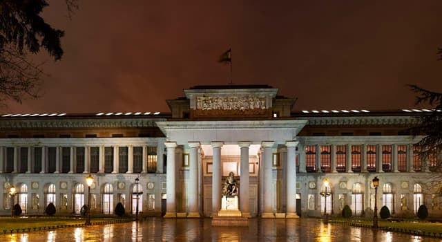 Kultura Pytanie-Ciekawostka: W którym mieście znajdziesz Muzeum Prado?