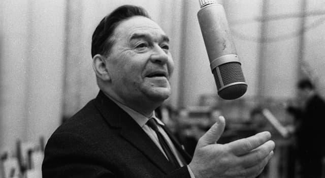 Суспільство Запитання-цікавинка: Де народився радянський російський естрадний артист Леонід Утьосов?