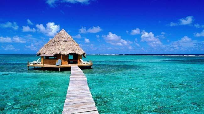 Geografia Pytanie-Ciekawostka: Gdzie znajduje się Belize?