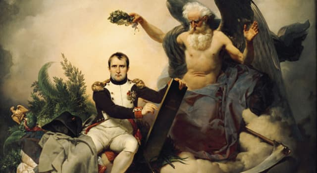 History Trivia Question: How many wives did Napoleon Bonaparte have?