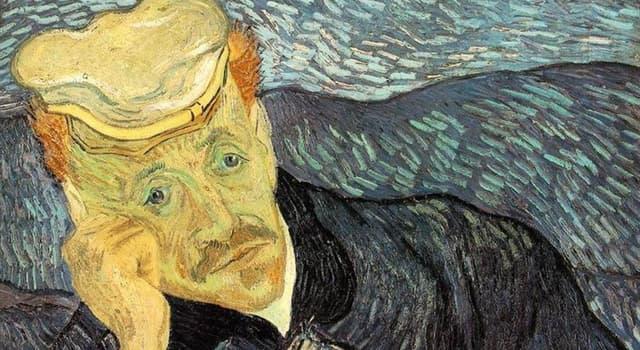 """Культура Запитання-цікавинка: Хто є автором картини """"Портрет доктора Гаше""""?"""
