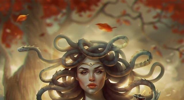 Kultura Pytanie-Ciekawostka: Ile było sióstr Gorgon w greckiej mitologii?