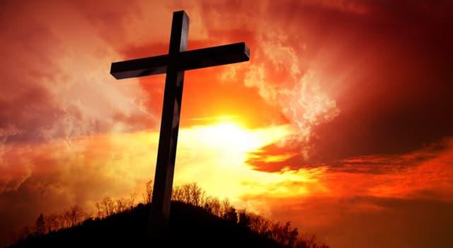 Kultur Wissensfrage: Im Christentum sind Kreuzwegstationen am ehesten mit welchem heiligen Fest verbunden?