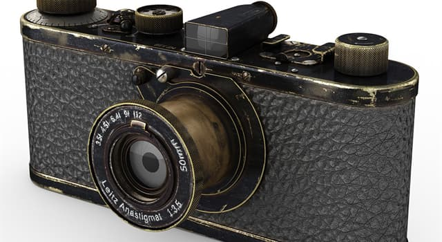 Society Trivia Question: In 2018, which vintage camera set an unprecedented record at auction?