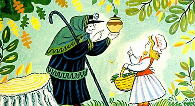 Culture Trivia Question: In a Brothers Grimm's fairy tale, what did the magic pot cook?