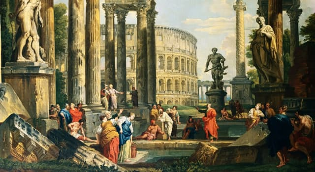 History Trivia Question: In ancient Rome what was a triclinium?