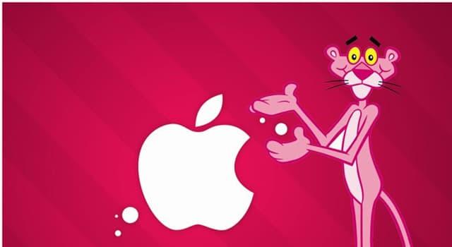 """Film & Fernsehen Wissensfrage: In der gleichnamigen Comedy-Serie von 1963 symbolisiert die Figur """"Pink Panther"""", welchen Edelstein?"""