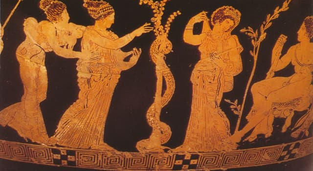 Culture Trivia Question: In Greek mythology, what did Heracles steal from the Hesperides?