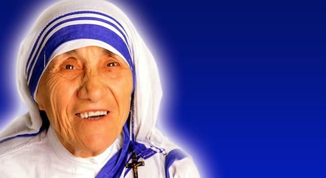 Geschichte Wissensfrage: In welchem Jahr starben Mutter Teresa und Prinzessin Diana?