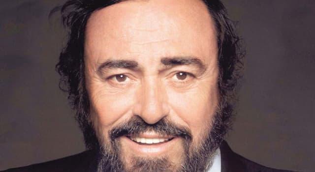 Kultur Wissensfrage: In welchem Land wurde der Opernsänger Luciano Pavarotti geboren?