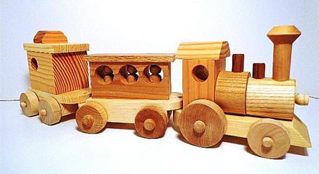 Kultur Wissensfrage: In welchem Land wurden die ersten Miniaturspielzeugeisenbahnen hergestellt?