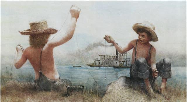 Kultur Wissensfrage: In welcher Stadt am Mississippi lebt Tom Sawyer laut Mark Twains Roman?