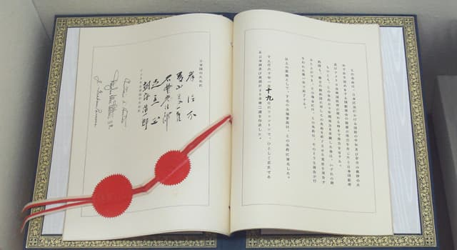 History Trivia Question: In what year did Japan sign the Treaty of Mutual Cooperation and Security with the United States?