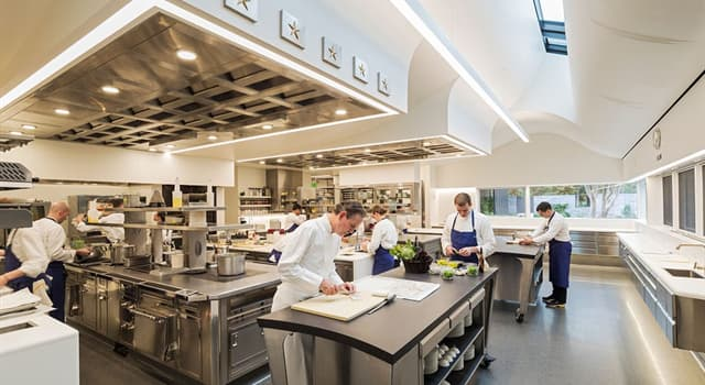 Society Trivia Question: In which country can you find world-renowned restaurant 'The French Laundry'?