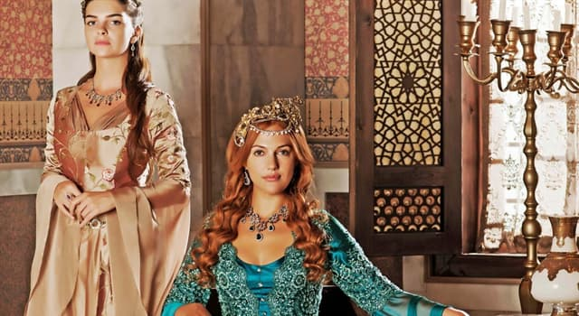 Movies & TV Trivia Question: In which country was the TV series about the life of Sultan Süleyman «The Magnificent Century» shot?