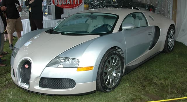 Society Trivia Question: In which country were Bugatti cars originally produced?
