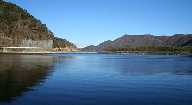 Geography Trivia Question: In which Japanese prefecture is Saiko Lake, (also known as Western Lake), located?
